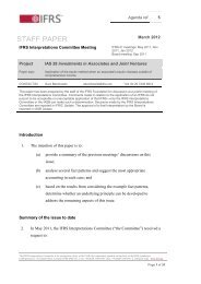 Application of the equity method - International Accounting ...