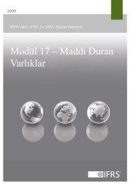 Modül 17 – Maddi Duran Varlıklar - International Accounting ...