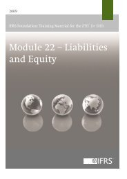 Module 22 – Liabilities and Equity - International Accounting ...