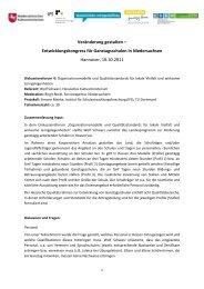 Veränderung gestalten – Entwicklungskongress für Ganztagsschulen ...