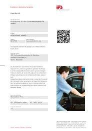 Handbuch – Einführung in ISOM/L - IFS Informationstechnik GmbH