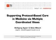 Supporting Protocol-Based Care in Medicine via Multiple ...