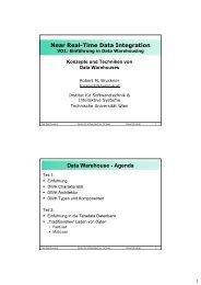 DWH-Einführung (PDF) - Information & Software Engineering Group ...