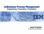 Josef Schiefer - Information & Software Engineering Group