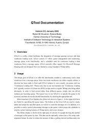 QTool Documentation - CiteSeerX