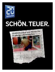 Freitag, 20. September 2013 / 20minuten.ch