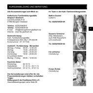 FBS-Programm_2_2013 - Erzbistum Köln
