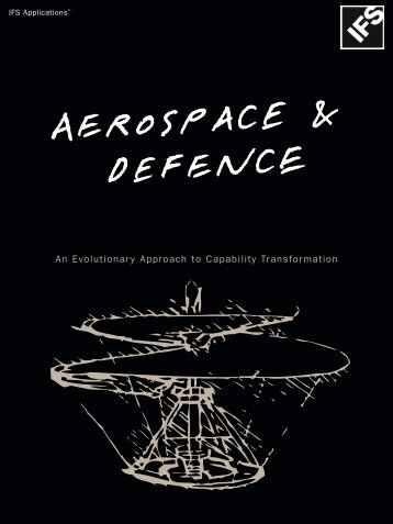 Aerospace and Defence - IFS