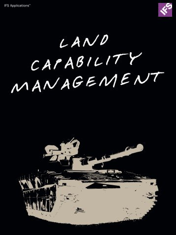 Land Capability Management - IFS