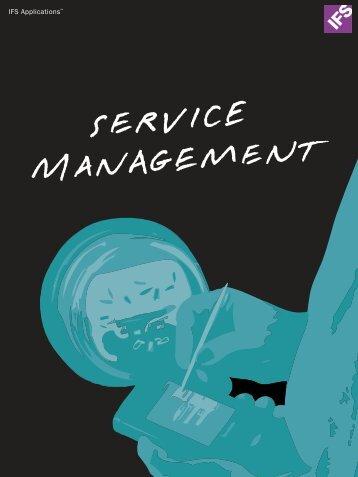 Service Management - IFS