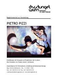 PIETRO PIZZI - Dschungel Wien