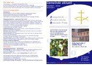 Gemeindebrief Dezember-Januar - Evangelisch-freikirchliche ...