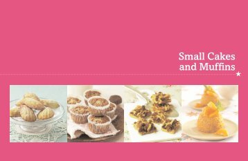 Small Cakes and Muffins - The Book Depository