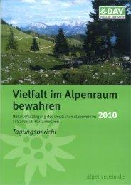 8 Biodiversität im Alpenraum - Ifuplan