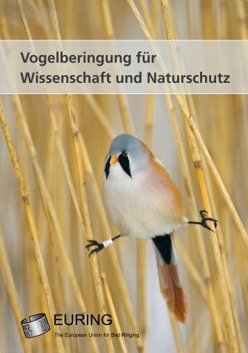 Vogelberingung für Wissenschaft und Naturschutz - The European ...