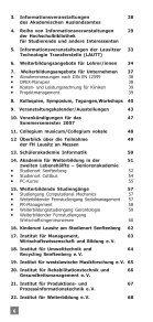 Wintersemester 2006/2007 - IfW - Seite 6