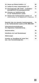 Wintersemester 2006/2007 - IfW - Seite 7