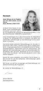 Wintersemester 2008/2009 - IfW - Seite 3