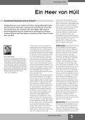 Aktueller Artikel: Plastikmüll im Meer - IFZ - Page 3