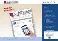 Mediadaten NKW 2014 - Schlütersche Verlagsgesellschaft