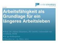Download der Präsentation (PDF, 2 MB) - Initiative Gesundheit ...