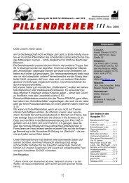Pillendreher Ausgabe 111 Dez 2006 - IGBCE-Biberach