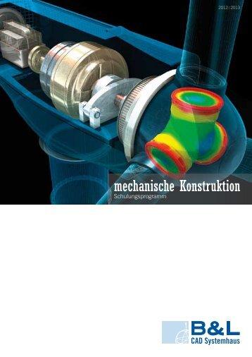 mechanische Konstruktion - B & L CAD Systemhaus GmbH
