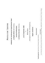 Download Programm Rudolf-Descher-Feder-Verleihung (PDF)