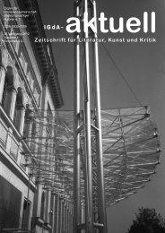 prosa - Interessengemeinschaft deutschsprachiger Autoren eV