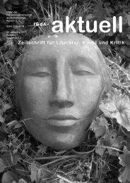 Heft 1 (2011) - Interessengemeinschaft deutschsprachiger Autoren eV