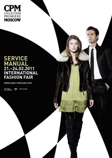service manual 21.–24.02.2011 international ... - Igedo Company
