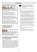 332020T - Probler P2, Instructions-Parts, German - Page 5