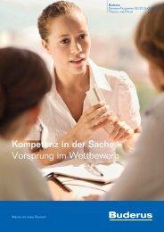 BUD-Schulungsfolder 05-2013_05-2014.pdf - Buderus