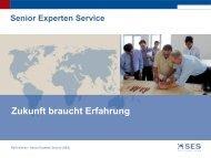 Vortrag Rolf Lehmen: Zukunft braucht Erfahrung