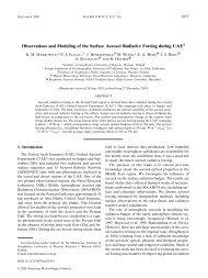 PDF (1160 KB) - AMS Journals Online - American Meteorological ...
