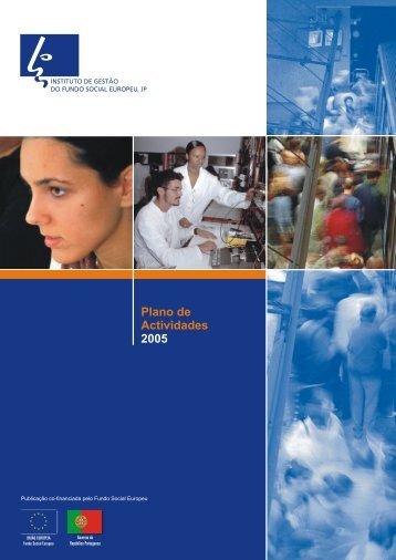 PDF (5520 KB) - Instituto de Gestão do Fundo Social Europeu