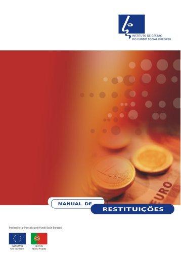 PDF (5141 KB) - Instituto de Gestão do Fundo Social Europeu