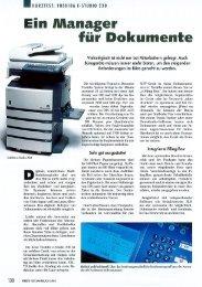 FACTS Bericht - Werner