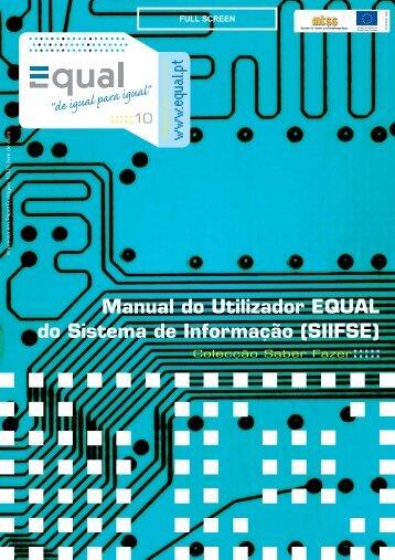 guia - Instituto de Gestão do Fundo Social Europeu