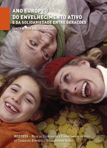 ano europeu do envelhecimento ativo - Gabinete de Estratégia e ...