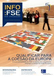 Nº 24 - 4º Trimestre, Ano VI - Instituto de Gestão do Fundo Social ...