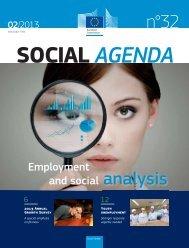 Social Agenda, the global dimension
