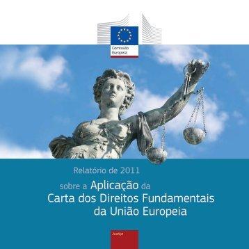 sobre a Aplicação da Carta dos Direitos Fundamentais da União ...