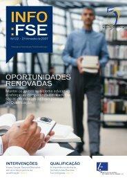 Nº 22 - Instituto de Gestão do Fundo Social Europeu