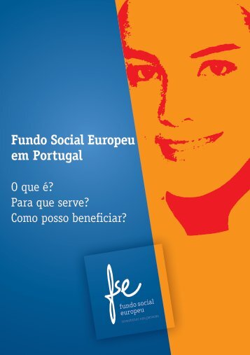 FSE em Portugal - Instituto de Gestão do Fundo Social Europeu