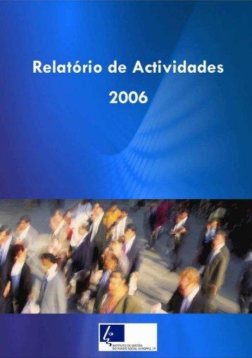 PDF (2267 KB) - Instituto de Gestão do Fundo Social Europeu