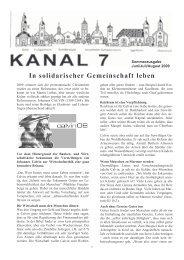 In solidarischer Gemeinschaft leben - Iggelheim