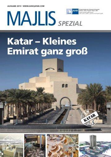 Katar - Deutsch-Emiratische Industrie - AHKs