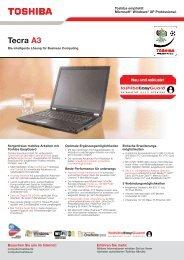 Tecra A3