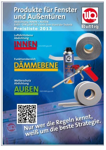 Gesamtkatalog 2013 - Büttig GmbH